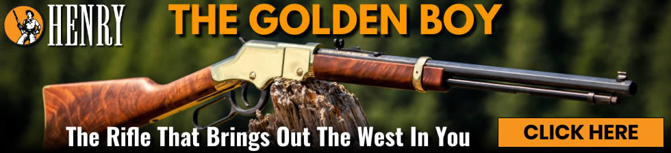 Golden Boy Henry Rifle